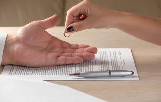 konsekwencje spraw rozwodowych