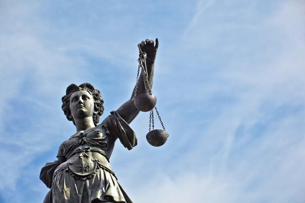 Symbol kancelarii adwokackiej z Białegostoku