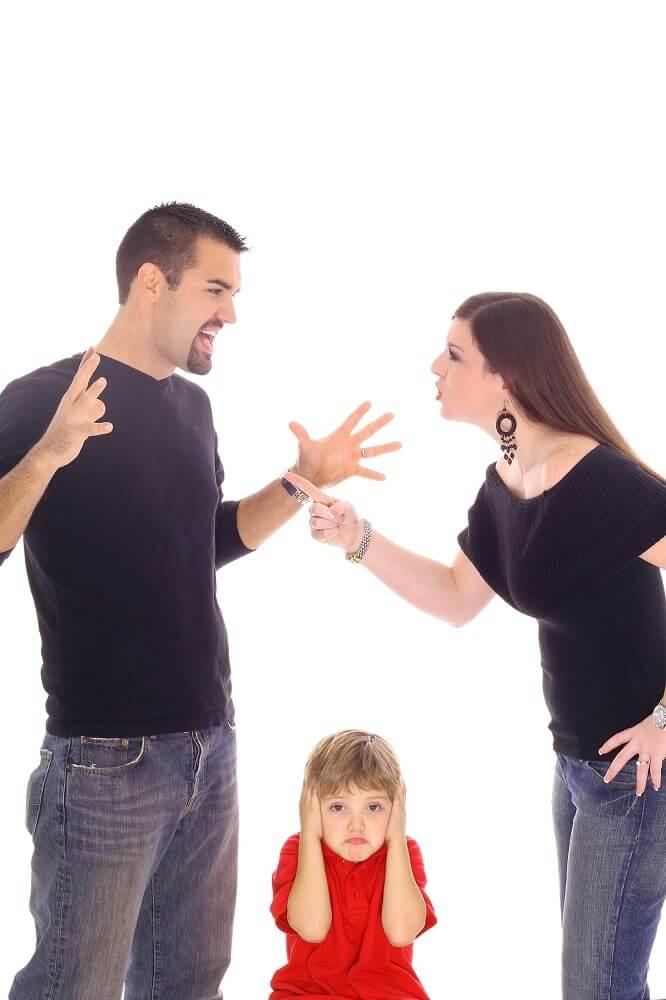 ustalenie ojcostwa kłótnia